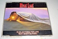 MEAT LOAF - I'D do Anything for Love ( CD Maxi EP Single ) POP ROCK /18