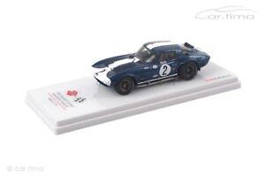 Chevrolet Corvette Grand Sport Coupe 12h Sebring 1964 TSM 1:43 TSM144320