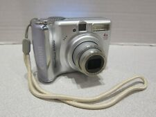 Canon PowerShot A550 7.1MP 1GB Digital Camera  (Silver)