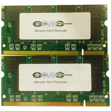 2GB (2x1GB) Memory RAM Compatible with Dell Inspiron 5100 Notebook (A49)