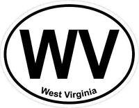 Oval (West Virginia); State Bumper Sticker