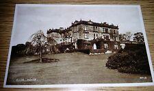 Alloa House Postcard 1926 Valentines