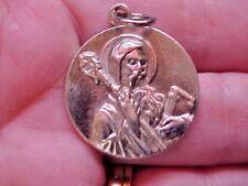 Vintage Design St BENEDICT Medal Protection Exorcism's Saint Medal