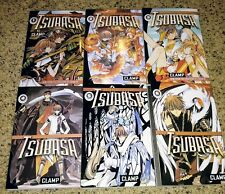 Manga books collectibles Tsubasa Chronicles series volumes set 1-6