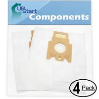 8 Vacuum Bags with 8 Micro Filters for Miele S148