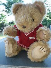 ARAMIS (Estee Lauder) Teddybär Teddy Sammlerstück ca. Jahr 2000 bear plush toy