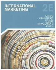 International Marketing by Clare D'Souza, Philip R. Cateora, John Graham,...