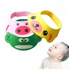 Adjustable Baby Hat For Bathing Children In The Bath Cap Animal Baby Shower Cap