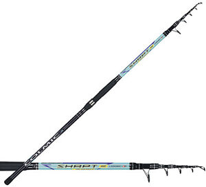 CASH01D Colmic Canna Power Shapt  4.20 m 250gr pesca Surf casting RNG