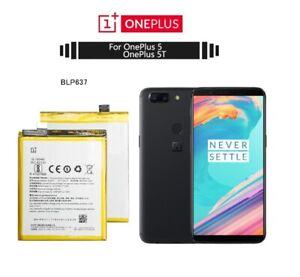 Batterie Oneplus BLP 637 - Pour Oneplus 5 / 5 T