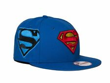 DC Comics Superman Fresh Side Snapback Baseball Cap