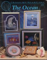 Cross Stitch Pattern The Ocean 9 Counted Cross Stitch Patterns By Cross My Heart