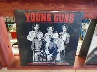 Young Guns Soundtrack Anthony Marinelli & Brian Banks LP NEW 180g vinyl Western