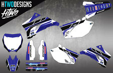 YZ250F GRAPHIC KIT STICKERS YZF250 YZ 250 F GRAPHICS 2006-2009 DECALS 450F YZF