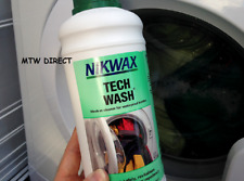 More details for nikwax tech wash 1 litre high performance cleaner for use in washing machines
