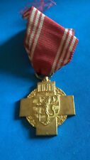 Vintage Médaille Décoration Diocesis Brugensis Bene Merenti