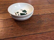 Metlox Poppytrail California Ivy Soup Bowls - Set of 2