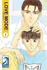Love Mode, Vol. 1 (Yaoi), Yuki Shimizu, Good Condition, Book