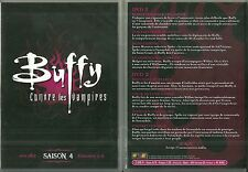 BUFFY CONTRE LES VAMPIRES / SAISON 4 - EPISODES 1 à 8 ( 2 DVD ) SARAH MICHELLE