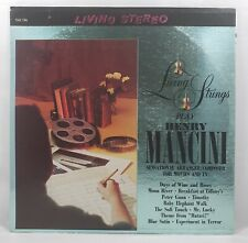 Living Stereo - Living Strings Play Henry Mancini [Vinyl Record LP]