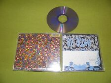 """Town And Country - Up Above - RARE Original """"Thrill Jockey"""" CD EX Experimental"""