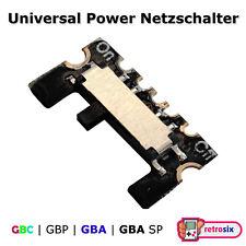RetroSix Ersatz Power Netzschalter für GBC   GBP   GBA & SP Power Switch GameBoy