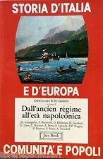 STORIA D'ITALIA E D'EUROPA COMUNITA' E POPOLI vol. 5-M.GUIDETTI-Ed. JAKA BOOK