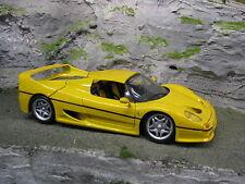 Maisto Ferrari F50 1995 1:18 Yellow
