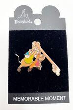 New ListingDisney Disneyland Dlr Cinderella Mice Gus & Jaq Key 2820 Rare Pin Vtg Retired A4