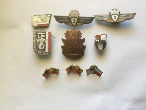 Poland military badges