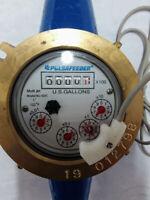 MJ-SDC Multi-Jet Totalizing Water Meter
