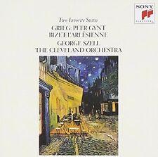 George Szell - Grieg: Peer Gynt / Bizet: L'arlesienn [New CD] Japan - Import