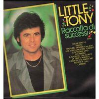 Little Tony Lp Vinile Raccolta Di Successi / Ricordi ORL 8794 Orizzonte Nuovo