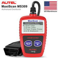 Autel MaxiScan MS309 OBD2 Engine Code Reader Diagnostic Scanner Automotive Tool