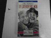 THE LAVENDER HILL MOB VHS NEW - ALEC GUINNES, STANLEY HOLLOWAY  017153591330