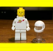 GENUINE LEGO CLASSIC SPACE WHITE SPACEMAN 100% RARE MINIFIGURE SET# 5002812 HOT