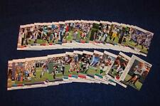 2012 SCORE FOOTBALL LOT OF 62 GLOSSY PARALLEL CARDS (TX010)