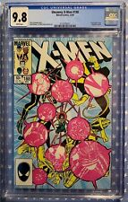 UNCANNY X-MEN 188 (1984) CGC 9.8 NM/MT FORGE AND MAGNETO STORY MARVEL