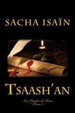 Les Peuples de Terra Ser.: Tsaash'an by Sacha Isaïn (2014, Paperback)