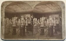 Centennial Fotografica Philadelphia 1876 USA Italia N5 Stereo Vintage Albumina
