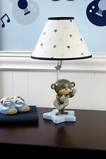 Carter's Monkey Collection Lamp and Shade Rock Star