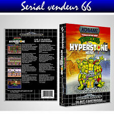 """BOX, CASE """"THE HYPERSTONE HEIST"""". BOX + COVER PRINTED. NO GAME. MULTILINGUAL."""