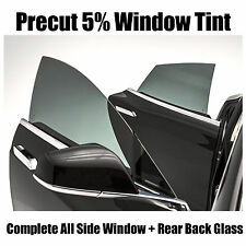 97-01 Toyota Camry 5% VLT Limo PreCut Complete All Side & Rear Window Tint Film