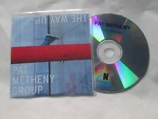 Pat Metheny Group ‎– The Way Up Label: Nonesuch ‎– UK  ‎Promo CD Album