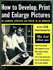 How To Develop Print And Enlarge Pictures Book 1947 062317nonjhe