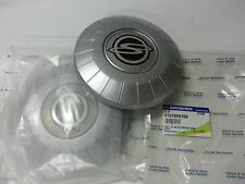 Genuine REAR HUB CAP:2P for Ssangyong REXTON, KORANDO P/TIME 4WD 03~ #4157608100