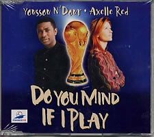 YOUSSOU N'DOUR AXELLE RED Do You INSTRUMENTAL CD Single