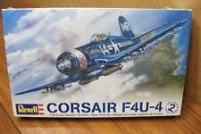 REVELL CORSAIR F4U-4  1/48 SCALE AIRCRAFT MODEL KIT