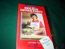 Everyday Gourmet Easy Elegant Holiday Dinner Party VHS