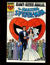 THE AMAZING SPIDER-MAN VARIANT (9.0) NO COSTUME WEDDING SPECIAL!